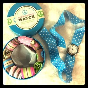Cupcakes & Carteheels watch